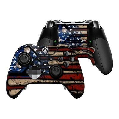 $9.74 • Buy Xbox One Elite Controller Skin Kit - Old Glory By FP - Sticker Decal