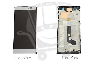 $ CDN138.81 • Buy Genuine Sony Xperia XA2 Silver LCD Screen & Digitizer - 78PC0600010