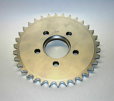 AU98.54 • Buy Rear 34 Tooth Sprocket For Early Or Late HD Wheels On Xs650 Yamaha, Bobber