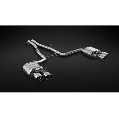$5890 • Buy Capristo Maserati Ghibli Valved Exhaust System W/ Mid-Pipes & CES-3 Remote