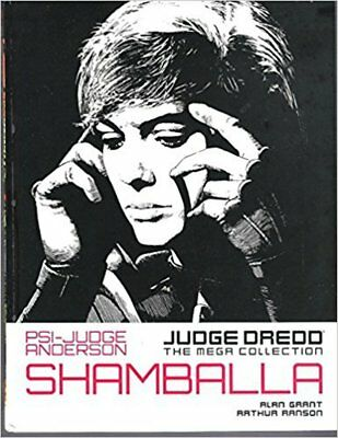 £9.99 • Buy Judge Dredd The Mega Collection Issue: 5 Shamballa As-a3