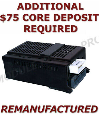 $143 • Buy REMAN 2003 2004 Ford Crown Victoria Light Control Module LCM 03 04 >EXCHANGE<