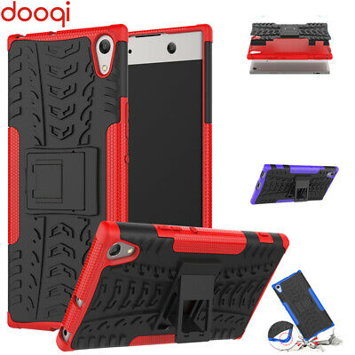 AU9.56 • Buy For Sony Xperia XA1 Ultra Hard Protective Kickstand Slim Shockproof Cover Case