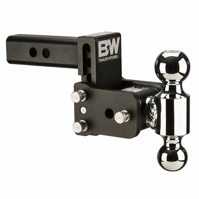 $ CDN246.13 • Buy B&W TS10033B Tow And Stow Magnum Receiver Hitch Ball Mount