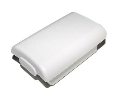 AU6.90 • Buy White Microsoft Xbox 360 Remote Controller Battery Cover Clip Case AA Battery