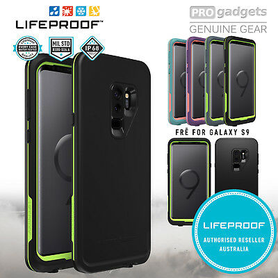 AU81.95 • Buy Genuine LIFEPROOF FRE Dust Shock Water Proof For Samsung Galaxy S9 Plus S9 Case