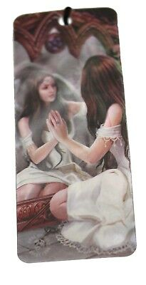 £2.25 • Buy Unusual 3d Lenticular  Anne Stokes Gothic Bookmark With Three Scenes