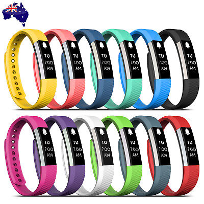 AU3.95 • Buy Various Luxe Band Replacement Wristband Watch Strap Bracelet For Fitbit Alta HR
