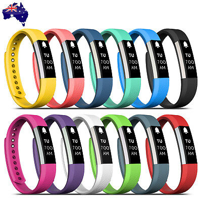 AU5.95 • Buy Various Luxe Band Replacement Wristband Watch Strap Bracelet For Fitbit Alta HR