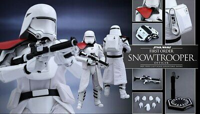 $ CDN298.21 • Buy Star Wars - Snowtrooper Officer Episode VII The Force Awakens 12  1:6 Scale A...