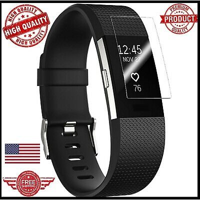 $ CDN11.41 • Buy JETech Screen Protector For Fitbit Charge 2 Full Coverage TPE HD Film 6-Pack
