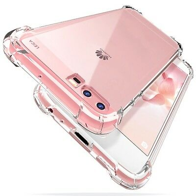 Gorilla Shockproof Crystal Clear Bump Case For Huawei P20 P30 PRO LITE P SMART • 3.29£