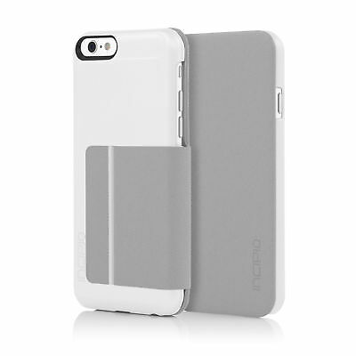 AU12.24 • Buy NEW Incipio IPhone 6S/6 Highla Wallet Folio Case Credit Card ID Cover Stand