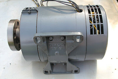 1kW Max Continious Output At 100VDC 12A Input Power 3000RPM SEPEX DC MOTOR USED • 200£