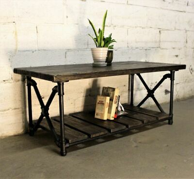 $298.98 • Buy Houston Industrial Chic Coffee Table