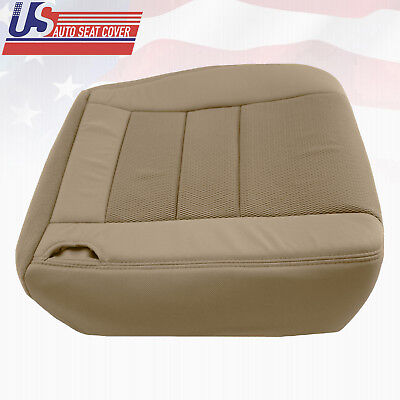 $163.35 • Buy 2005 Ford F250 F350 Lariat Replacement Cloth Seat Cover Tan - Driver Bottom