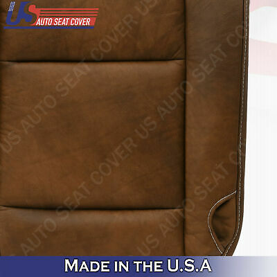 $162 • Buy 2005 2006 2007 Ford F-250 F-350 Driver Bottom Leather Seat Cover For KING RANCH