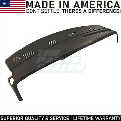 $119.95 • Buy 2002-2005 Dodge Ram 1500 Molded Plastic Dash Skin Cover Cap Overlay Black