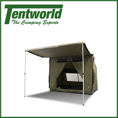 AU949 • Buy Oztent RV3 3-4 Person Fast Frame Camping Tent Outdoor Shelter Accessories
