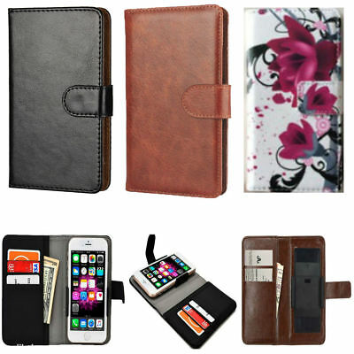 $ CDN15.83 • Buy Slim Premium Clip-on Mobile Phone Case For  Sony Xperia XA2 - PU Leather M