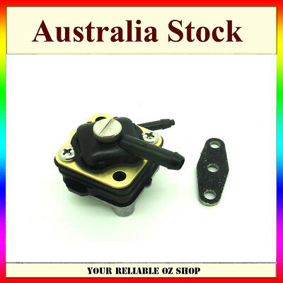 AU34.99 • Buy Fuel Pump For Johnson Evinrude Outboard 391638 395091 6HP 8HP 9.9HP 15HP Motor
