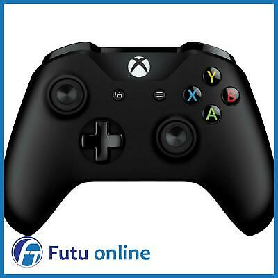 AU89 • Buy Microsoft Xbox One S Wireless Bluetooth Game Controller Gamepad For PC+USB Cable