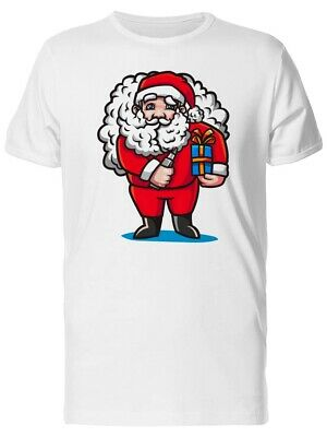AU18.28 • Buy Santa Claus With Vape Tee Men's -Image By Shutterstock