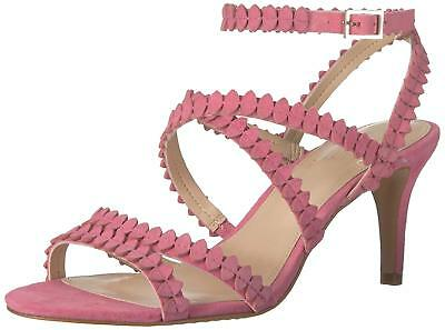 $ CDN24.17 • Buy Vince Camuto Women's Yuria Suede Ankle-Strap Dress Pumps Soft Pink Size 6.5M