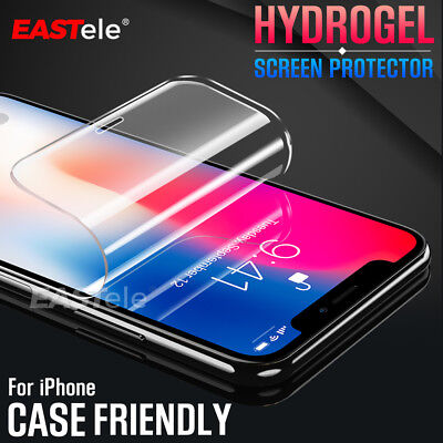 AU6.95 • Buy EASTele HYDROGEL Screen Protector For Apple IPhone 12 11 Pro XS Max XR 8 7 Plus