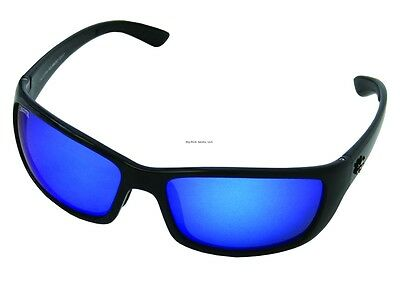 2a6b8038745 New Polarized Calcutta Bimini Sunglasses Black Frame Blue Mirror Lens BN1BM  • 21.50