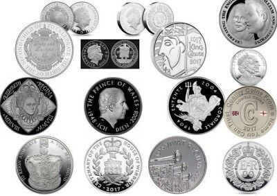 £19.99 • Buy UK ROYAL MINT PROOF £5 FIVE POUND / CROWN S 1951 - 2018 Presented ENCAPSULATED