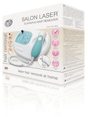 RIO X20 SALON SCANNING Body & Face Laser Permanent Hair Remover LAHC 3000 NEW • 126.95£