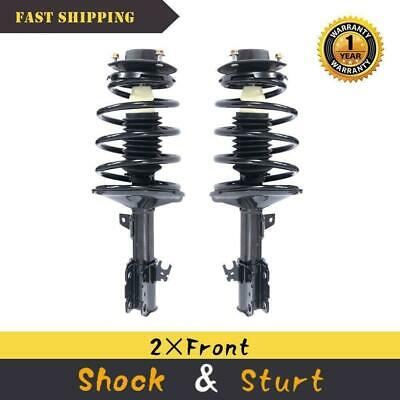 $119.77 • Buy Complete Struts Spring Assembly Front Pair For Toyota Camry Avalon Solara