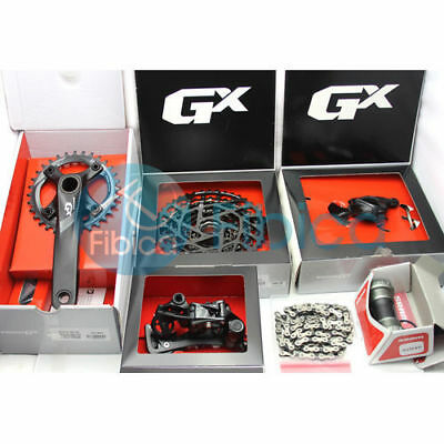 AU632.35 • Buy New SRAM GX 1x11-speed Mountain Type 2.1 Full Groupset Group Trigger 32T