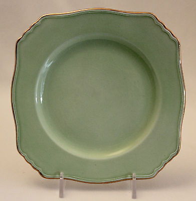 $ CDN7.46 • Buy Royal Winton Grimwades Pastel Ware Green Ascot Bread & Butter Plate Square
