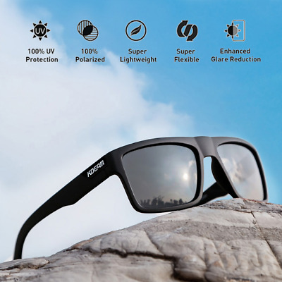 AU11.32 • Buy Kdeam Mens Polarized Sport Sunglasses Outdoor Driving Party Summer Glasses New