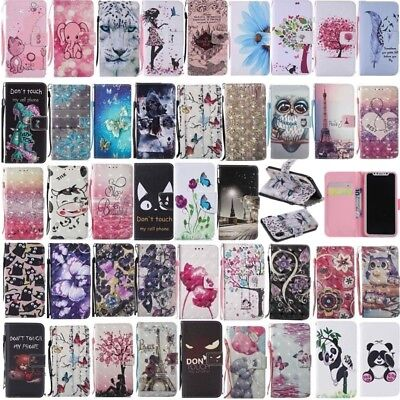 AU6.45 • Buy For IPhone X 6/7/8 Plus Flip Wallet Leather Magnetic Stand ID Card Case Cover