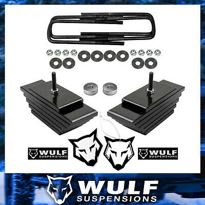 $137.28 • Buy 3.5  Front Mini Leaf Leveling Lift Kit For 1999-2004 Ford F250 Super Duty 4X4