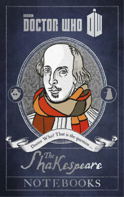 Doctor Who: The Shakespeare Notebooks (Dr Who), , Used; Good Book • 3.29£