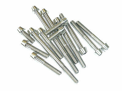 M5 X 30 35 40 45 50 55 60  TITANIUM TAPERED CONE SOCKET CAP HEAD BOLT SCREW GR5 • 4.30£