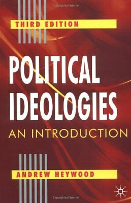 £2.96 • Buy Political Ideologies: An Introduction-Andrew Heywood, A. Gamble