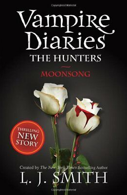 The Vampire Diaries: Moonsong: Book 9: 2/3-L J Smith • 4.44£