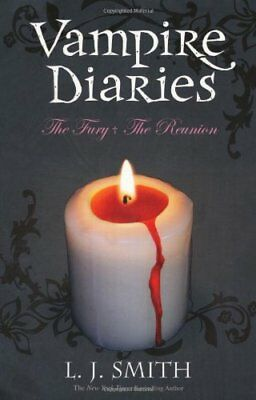 The Vampire Diaries: Volume 2: The Fury & The Reunion: Books 3 & 4-L J Smith • 4.16£