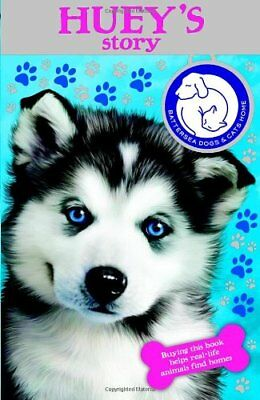 Battersea Dogs & Cats Home: Huey's Story-Battersea Dogs And Cats Home • 2.54£