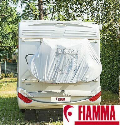 FIAMMA Bike Cover S For 2-3 Bikes With Sign Pocket Motorhome/Camper | 04502E01 • 30.99£
