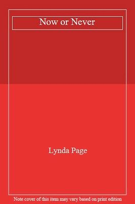 £3.43 • Buy Now Or Never-Lynda Page, 9780755308323