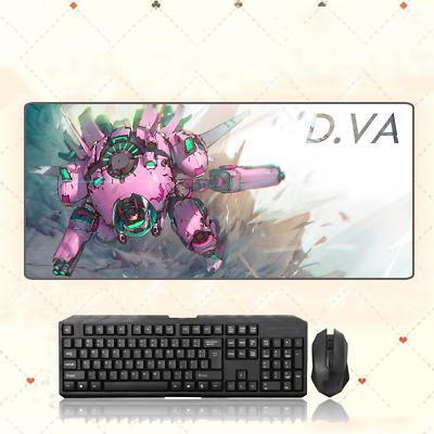 AU33.49 • Buy  GAME Overwatch OW D.VA Extra Large Mouse Pad Free Shipping(32x12in)