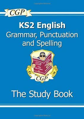 £3.24 • Buy KS2 English: Grammar, Punctuation And Spelling Study Book (for The New Curric.