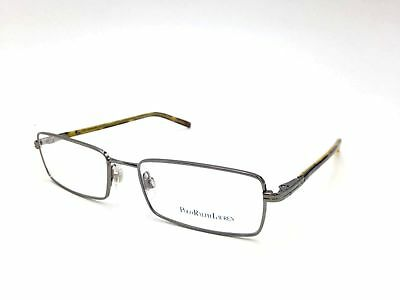 36eaba980e8d  155 Polo Ralph Lauren Mens Brown Eyeglasses Clear Lens Frame Glasses Ph  1102 • 69.95