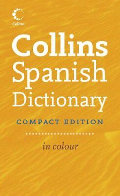 Collins Compact Spanish Dictionary- • 3.02£
